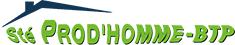 Prod'Homme BTP & MATÉRIAUX de construction. Logo